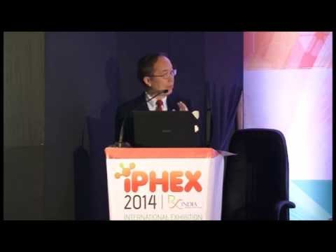 IPHEX 2014 Conference on Indian Pharma Industry & Healthcare