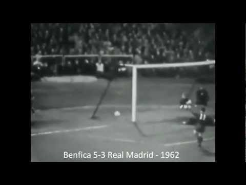 Champions League - The Goals of all the Finals 1956-1962
