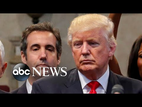 New report claims Trump directed Cohen to lie