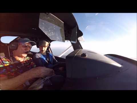 Phillip Ulstrup's 9th Flight Cross Country Long Beach to Camarillo