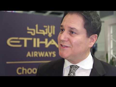 Peter Baumgartner, senior strategic advisor, Etihad Aviation Group