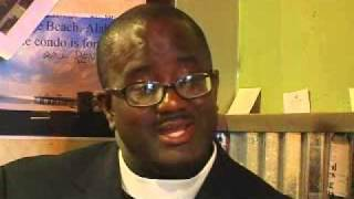 A Second Cup of Coffee with Rev. Reginald Bernard - (04-21-11)