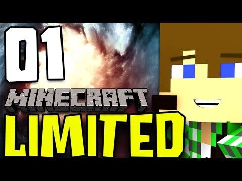Minecraft Limited E1 - COME DIVENTARE INTELLIGENTI