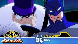 Batman Sem Limites Em Português | Batalha Nas Ruas | Dc Kids