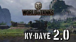 World of Tanks - KV-Dave 2.0