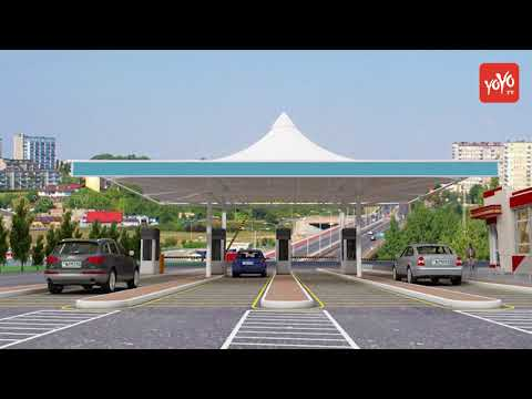 No More Barriers at The Toll gates of Hyderabad   HMDA Planing To Introduce RFID System   YOYO Times