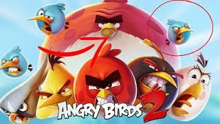 angry birds 2 algo anda mal