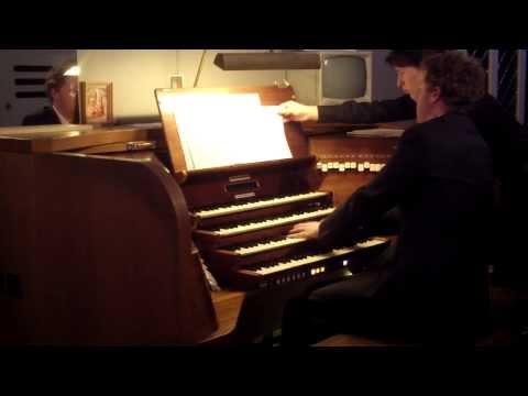 Дворжак, Антонин - Прелюдии и фуги, 8 пьес для органа