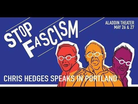 Chris Hedges on KBOO Portland, May 17, 2017