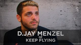 Download Self Harm & Punishing Myself -- D.Jay Menzel of Keep Flying MP3 song and Music Video