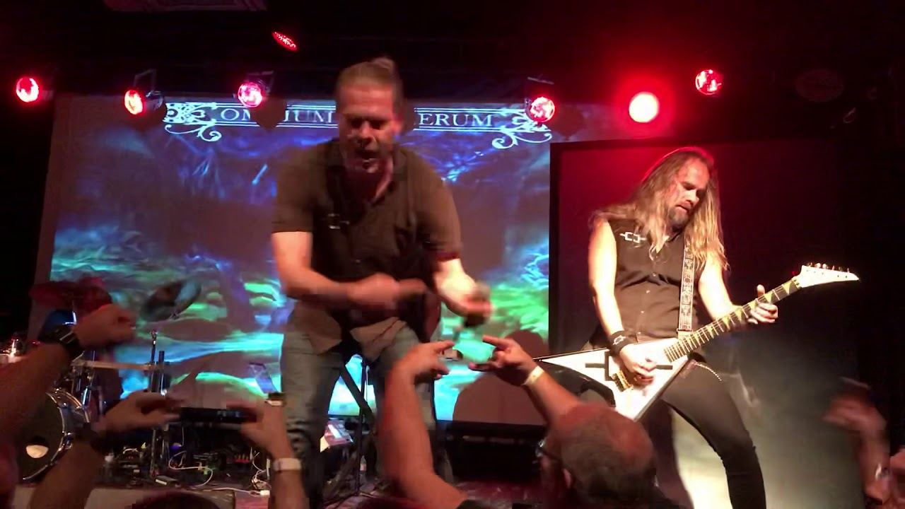 Omnium Gatherum - The Unknowing and Refining Fire - Live in Tampa ...
