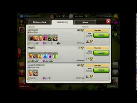 Clash Of Clans #4 Most Trophies Ever Won 51