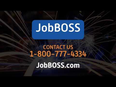 JobBOSS Shop management solutions