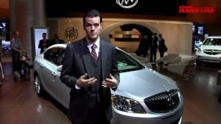 2012 Buick Verano | 2011 Detroit Auto Show | Edmunds.com