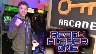 Ready Player One Exhibit in Downtown Vancouver! - Electric Playground Interview