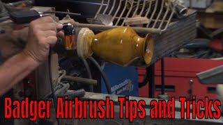 Badger 250 Airbrush Tips and Tricks That Work