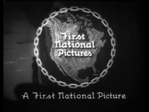 A First National 'Vitaphone' Picture / First National Pictures logos (1929/1924) [True HQ]