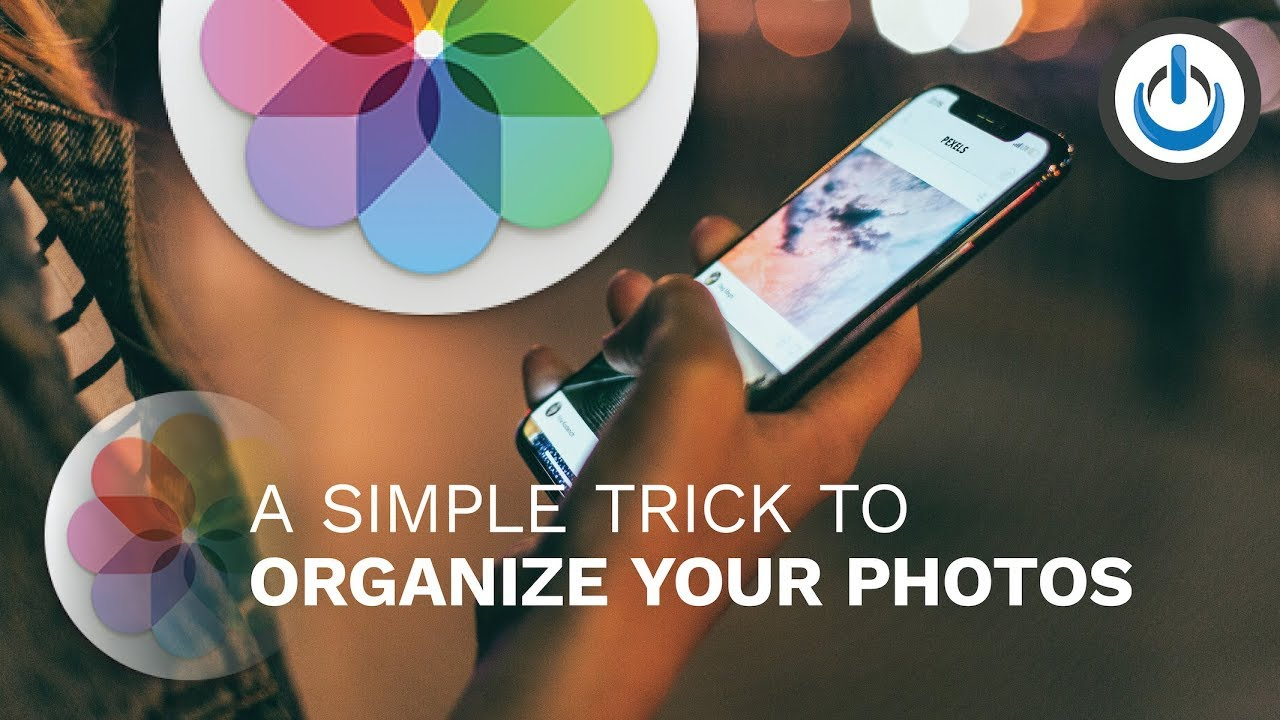 A Simple Trick to ORGANIZE Your Photos on Your Mac