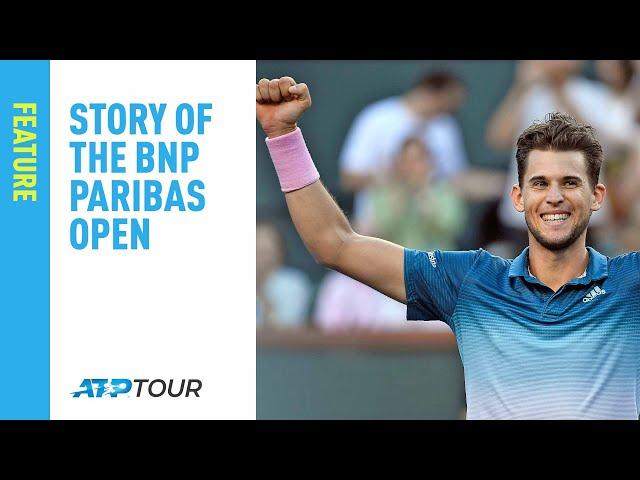 Story Of The 2019 BNP Paribas Open