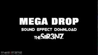Mega Bass Drop Sound Effect + Download