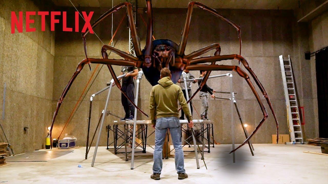 Building the Kikimora Battle with Vladimir Furdik | The Witcher | Netflix