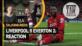 Liverpool 5 Everton 2: Reaction | Talking Reds