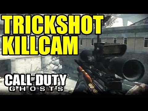 Play Trickshot Killcam # 826 | GHOSTS | Freestyle Replay