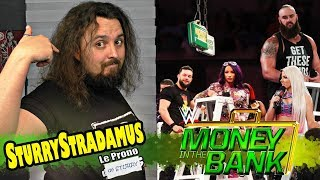 [Sturrystradamus] Le Prono de WWE Money In The Bank 2018