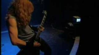 Megadeth - She Wolf (Live:Guitar Duel & Jimmy DeGrasso Drum Solo)