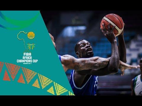 City Oilers v U.S Monastir - Full Game - Quarter-Final - FIBA Africa Champions Cup 2017