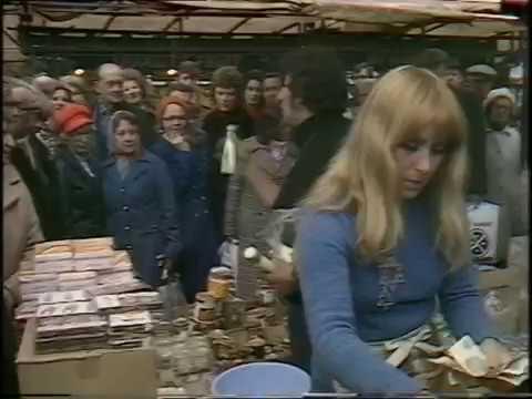 Romford Market - Essex - 1977