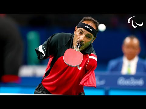 Table tennis highlights - Rio 2016 Paralympic Games
