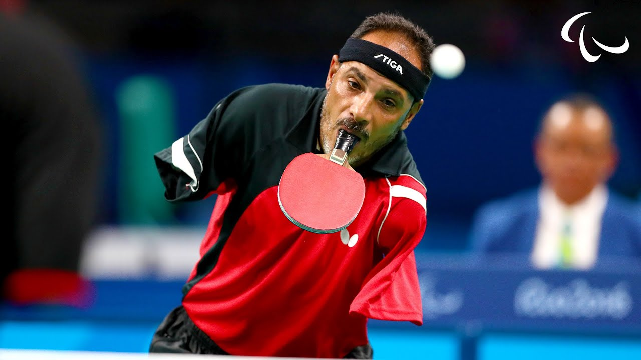 Download Table Tennis Highlights | Rio 2016 Paralympic Games