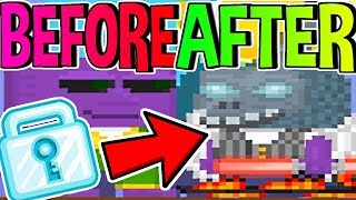 DL SHOPPING SPREE! What Did They BUY?! - Growtopia