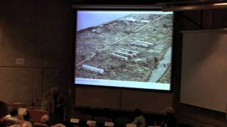 Steve Evans, Earth and Environmental Sciences - Tohoku Earthquake and Tsunami Lecture