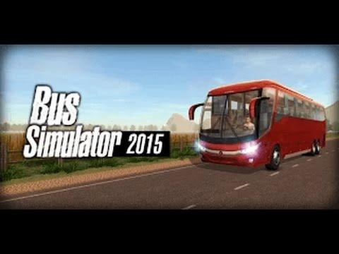 Обзор игры Bus Simulator 2015 на андроид