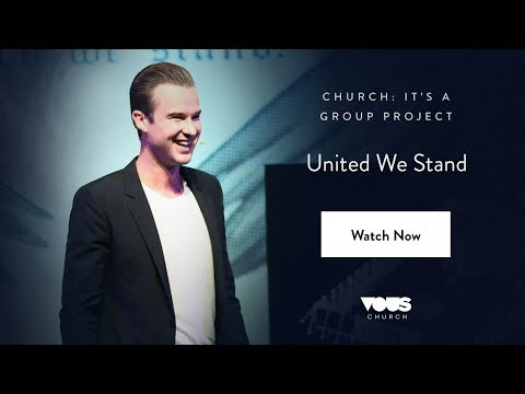 Rich Wilkerson Jr. —Church: It's A Group Project / United We Stand