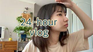 [vlog] 다소 진지한 이씨의 하루와 시루 ㅣ아르바이…