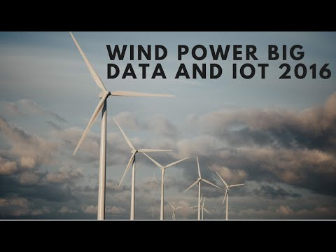 Wind Power Big Data Analytics and IoT 2016, Berlin - Conference Video