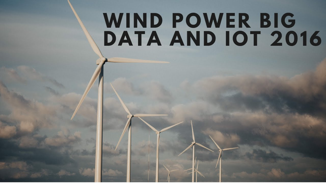 Wind Power Big Data and Internet of Things Forum (6th