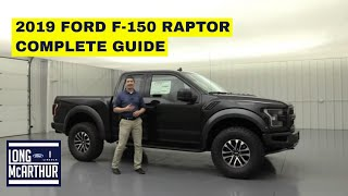 2019 FORD F-150 RAPTOR COMPLETE GUIDE