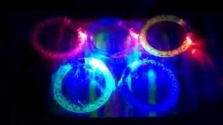 Светящиеся браслеты. Мелким и крупным оптом. Доставка по всей России.(Компания