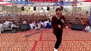abhishek lal yadav stage show live