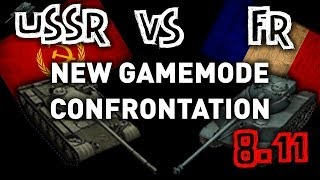 SOVIETS vs FRENCH - 8.11 - Confrontation Game Mode