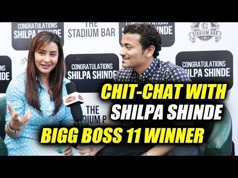 Chit-Chat With Shilpa Shinde Bigg Boss 11 WINNER   Hina Khan, Entertainment Ki Raat