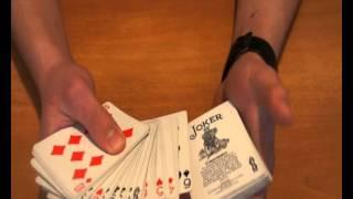 Бесплатное обучение фокусам для начинающих с нуля! Карточные фокусы обучение!