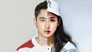 KYUNGSOO EXO \u0026 NAYEON TWICE ALL MOMENTS