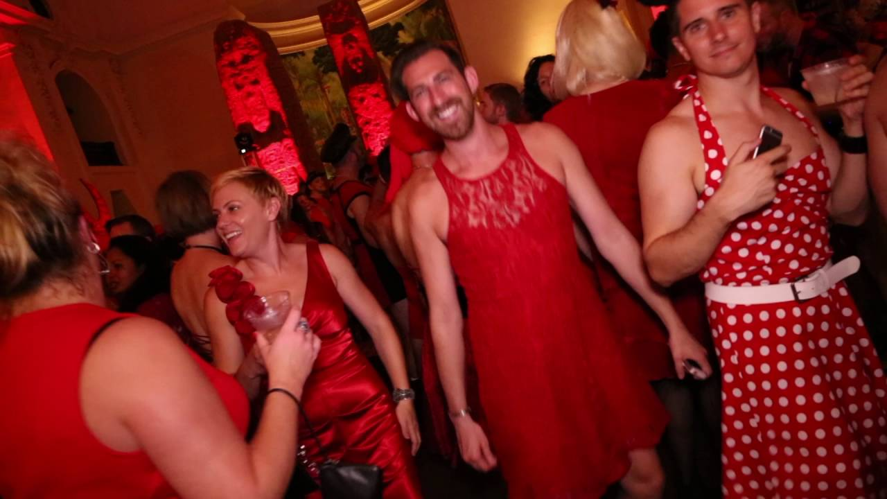 Red Dress Party SD 2016 Promo Video - YouTube