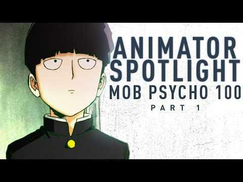 Breaking Down Mob Psycho 100's Incredible Animation [Episode 1] | Animator Spotlight