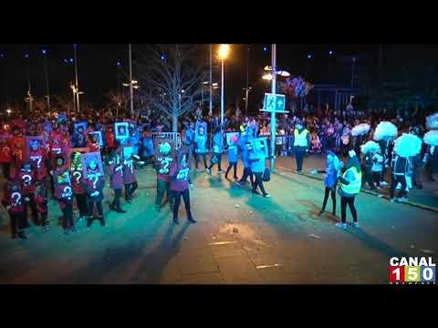 Carnaval 2018 de Santa Coloma de Gramenet, bailes finales y entrega de premios